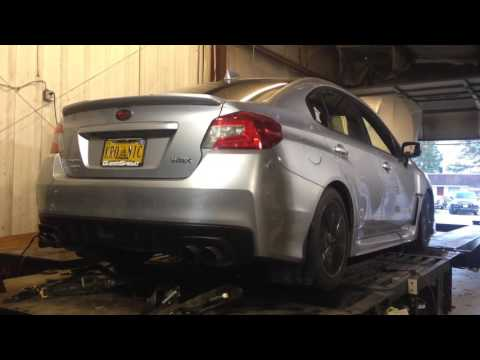 '15 WRX All Aspects Motorsports with Direct-Port Water/Meth Injection Kit