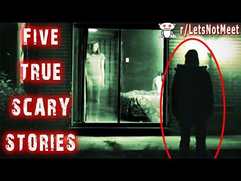 5 CREEPIEST Most Popular True Scary Stories On Reddit | Best LetsNotMeet Horror Stories