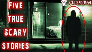 5 CREEPIEST Most Popular True Scary Stories On Reddit | Best LetsNotMeet Horror Stories