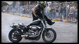 FSF presents HARLEY STUNTS AT THE EXPO music BLISS N ESO