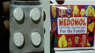 MEDOMOL ~ 500 Tablet ( क्या Pregnancy में Paracetamol tablet Safe है ) Review in Hindi