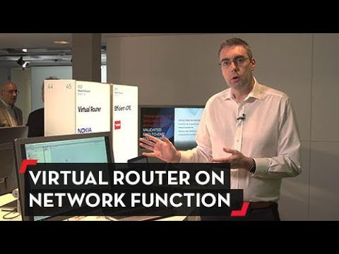 Nokia Introduces Virtual Service Router for More Rapid Service