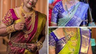 Trendy & Stylish Wedding Silk Saree Collections