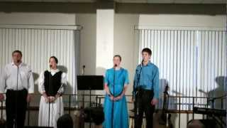 """""""Stand Still"""" by the Nolt Family"""