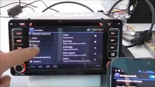 Штатные головные устройства Android Mitsubishi Lancer,ASX, Outlander, Pajero 4(, 2013-10-14T19:31:29.000Z)
