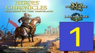 Heroes Chronicles (Impossible) - Warlords of the Wasteland - Map 1