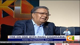 One on One with Manu Chandaria (Part 1) #JKL