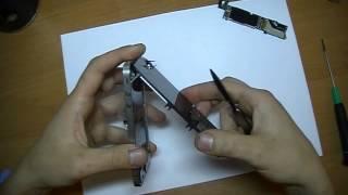 Iphone 4 замена дисплея(Iphone 4 замена дисплейного модуля., 2013-11-22T21:31:47.000Z)