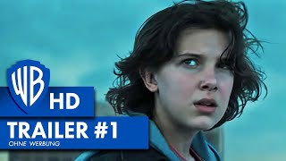 GODZILLA II: KING OF THE MONSTERS - Offizieller Trailer #1 Deutsch HD German (2019)
