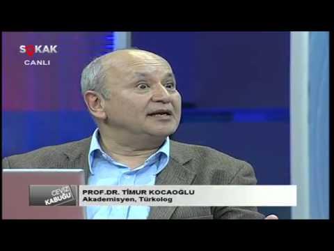 Ceviz Kabuğu 13.06.2014 - 2/4 | Prof.Dr. Timur Kocaoğlu | Turgay Tüfekçioğlu | Murat Mirza