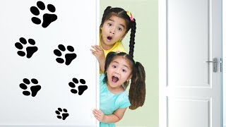 Download Suri & Annie Pretend Play Cooking Food with Kitchen Toys Mp3 and Videos