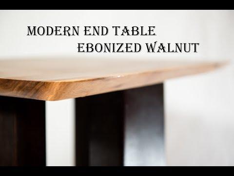 How to Ebonize Wood