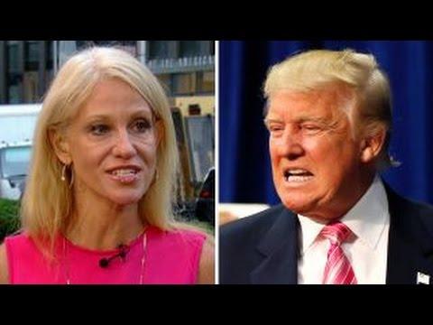 Kellyanne Conway discusses Donald Trump