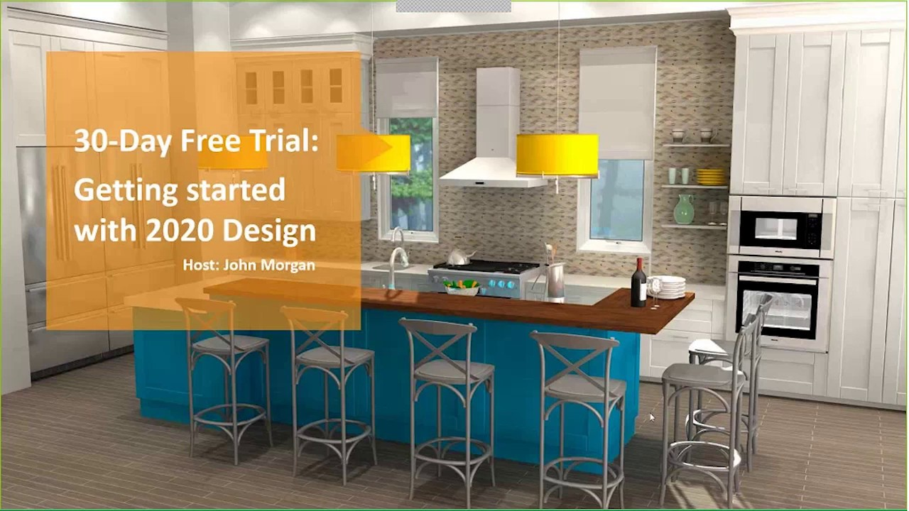 2020 Design Webinar 30 Day Free Trial Getting Starting With