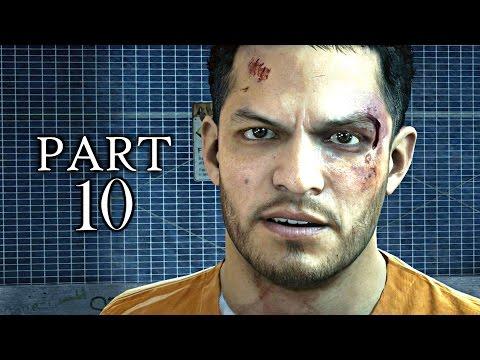 Battlefield Hardline Walkthrough Gameplay Part 10 - Prison Break - Campaign Mission 5 (PS4)