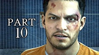 Battlefield Hardline Walkthrough Gameplay Part 10 - Prison Break - Campaign Mission 5 (PS4)