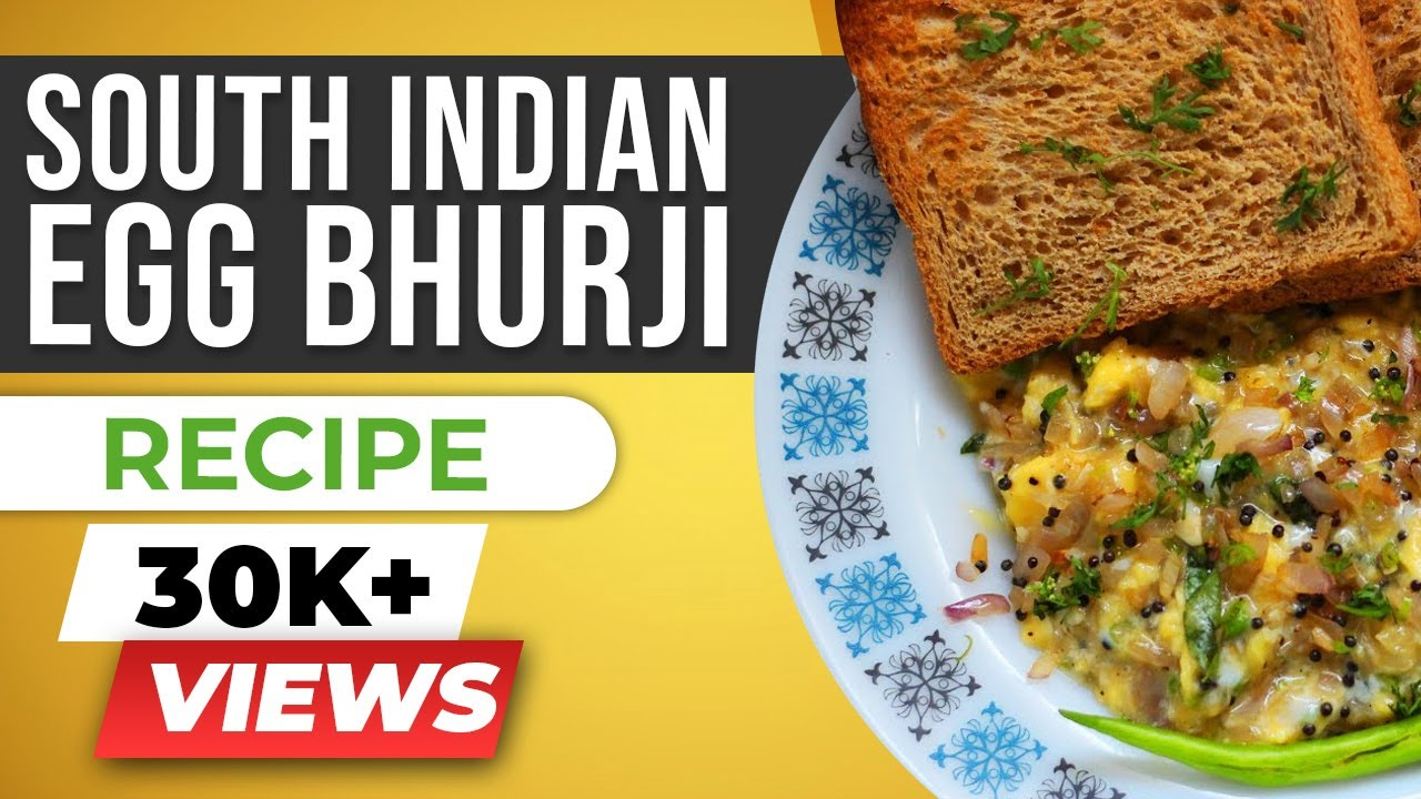 South indian egg bhurji egg recipes indian style beerbiceps south indian egg bhurji egg recipes indian style beerbiceps healthy breakfast recipes youtube forumfinder Gallery