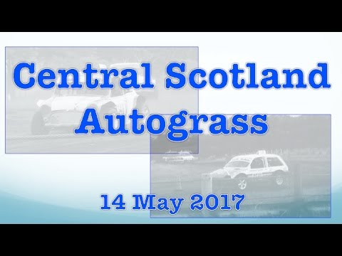 Autograss - Central Scotland - 14 May 2017