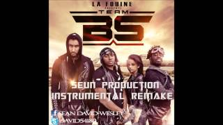 Repeat youtube video La Fouine, Fababy, Sindy & Sultan - Team BS instrumental