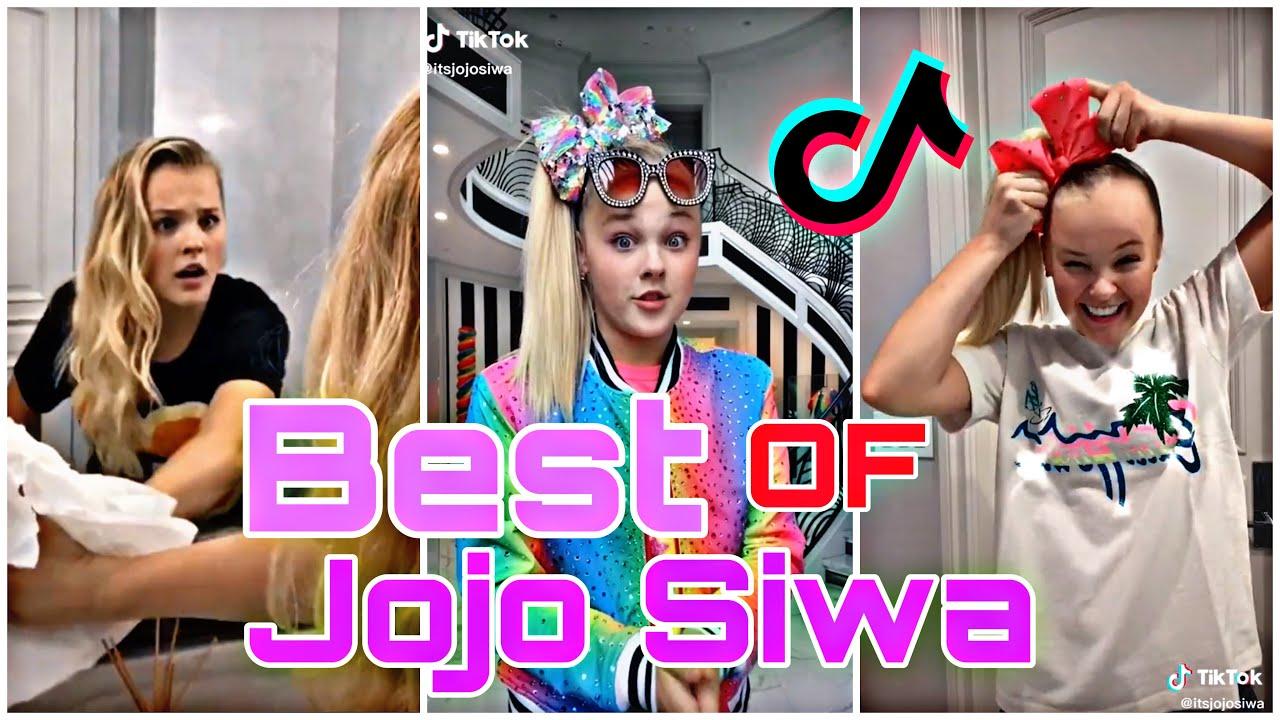 Jojo Siwa Most Viewed Tiktok Compilation July 2020 Youtube