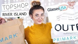 HUGE SPRING / SUMMER CLOTHING TRY ON HAUL!