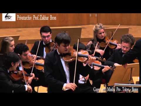 """Aleksey Semenenko spielt Figaro-Variationen aus Rossinis """"Barbier von Sevilla"""""""