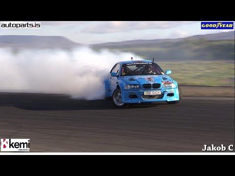 Drift Iceland 2017! AÍH - BE SICK RACING