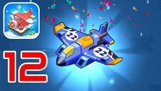 Merge Plane Click & Idle Tycoon Gameplay Unlocking Plane No.22 Swordfish Plane