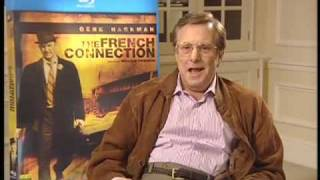 'The French Connection' director William Friedkin interviewed by hmv