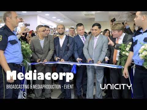 OPENING OFFICE - PRESS CONFERENCE UNICITY ALGERIA 2017 - 11th October