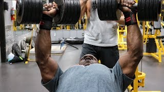 Gain Certified Chest Workout   Build Bigger Triceps