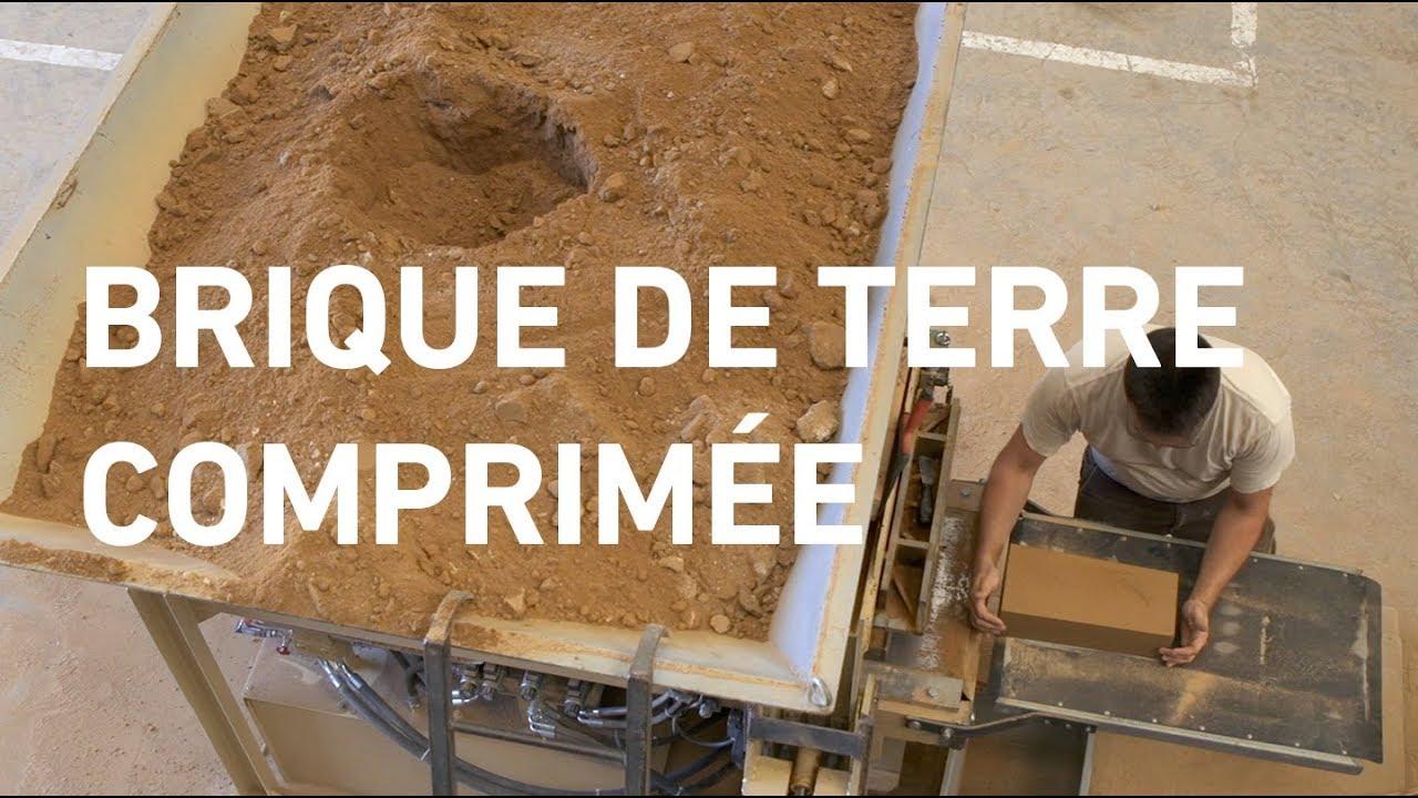 Construire en terre crue — Briques de terre comprimée ...