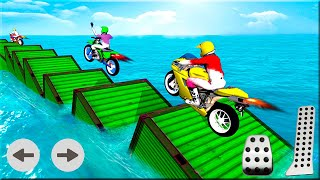 Moto Bike Racing Super Rider Android Game #Bike Games 3D for Android