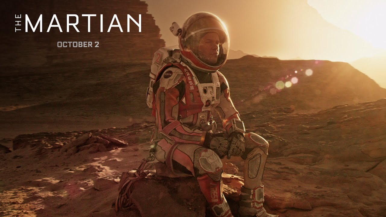 the martian help tv commercial hd 20th century fox youtube