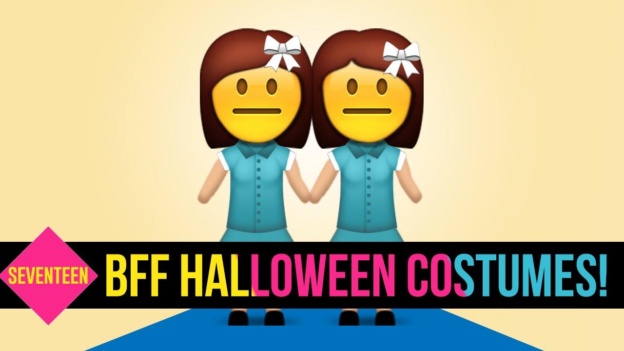 6 last minute bff halloween costume ideas youtube