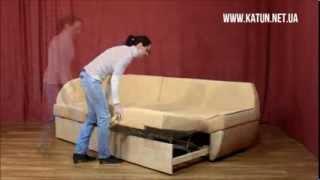 Угловой диван Шарм, мебельная фабрика Катунь(http://katun.net.ua/?p=993 Классическая форма, сглаженные контуры и идеальные пропорции дивана подойдут практически..., 2014-02-28T12:53:10.000Z)