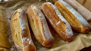 Очень вкусный и простой рецепт хлеба ПОЛУЧАЕТСЯ У ВСЕХ