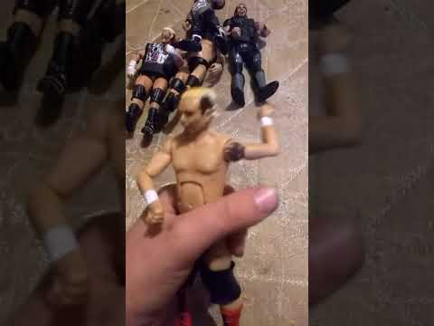 WWE Action figures for trade