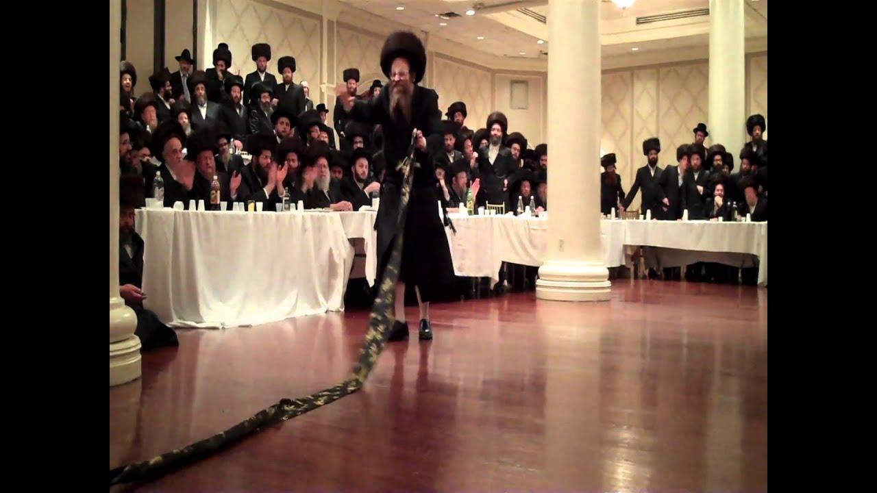 Kosov - Sedrehel Wedding  Kosover Rebbe - Mitzvah Tanz