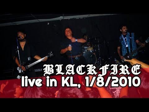 BLACKFIRE - Black Hell