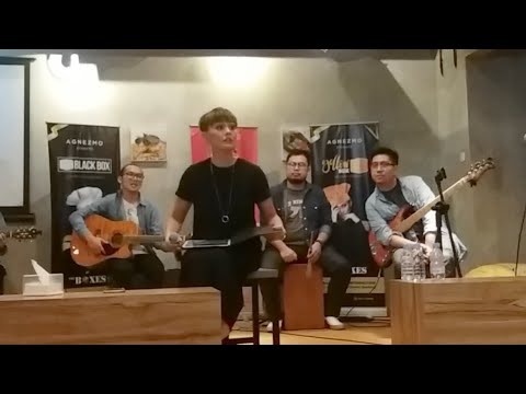 Agnez Mo Live At The Boxes Bandung | NoLo Vlog