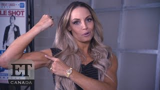 Trish Stratus' Dream Mixed Match Challenge Partner | THE TITLE SHOT