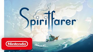 Spiritfarer - Launch Trailer - Nintendo Switch