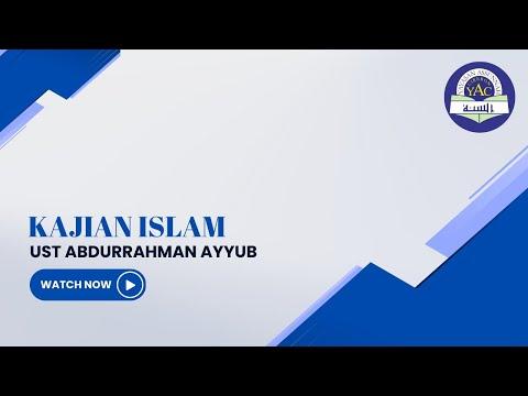 Abdurrahman ayyub ( Mewaspadai Aliran Sesat)