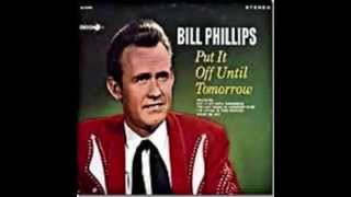 Bill Phillips -  The Last Word In Lonesome Is Me