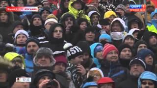 СТОЯК ФУРКАДА Биатлон Масс старт Мужчины 11.01.2015 Кубок мира 11 января 2015