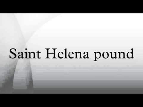 Saint Helena pound