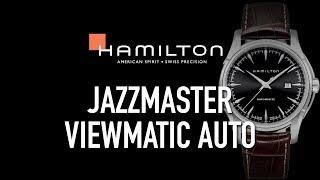 Hamilton Jazzmaster Viewmatic Auto Ref. H32715531