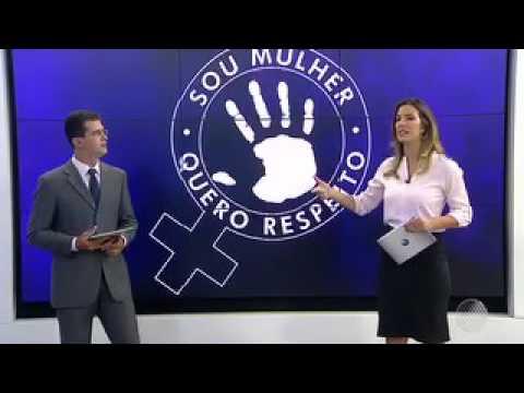 """Maracatu Ventos de Ouro na campanha """"Sou Mulher Quero Respeito"""""""