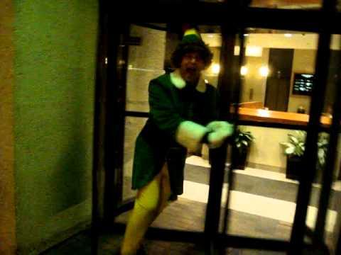 Buddy In Revolving Door Youtube
